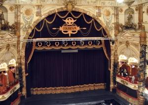 London Coliseum auditorium