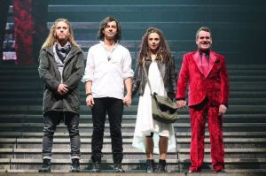 UK arena tour cast: Mel C, Tim Minchin, Chris Moyles, Ben Foster