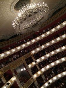 Nationaltheater auditorium