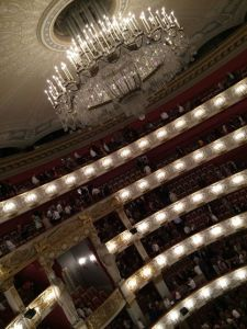 Nationaltheater auditorium