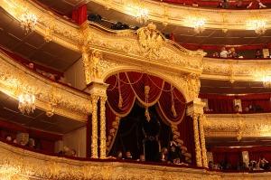 The Bolshoi Presidential Box
