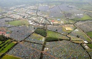 Glastonbury: where's my tent?!