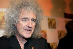 Brian May:  Kerry's mentor