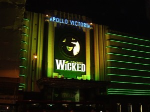 Apollo Victoria - Wicked