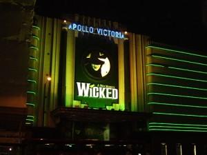 Apollo Victoria - Wicked