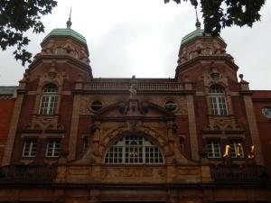 Richmond Theatre: exterior