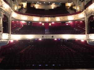 Richmond Theatre: the actors' view