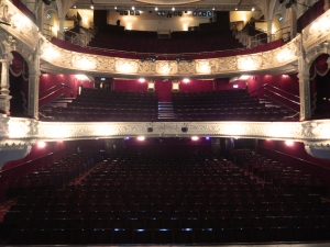 Richmond Theatre: the actors' view