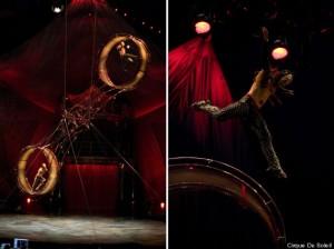 El Pendulo De La Muerte - Kooza Wheel Of Death