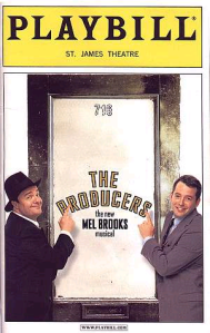 The Producers Broadway