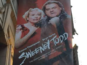 Sweeney Todd: luxury casting